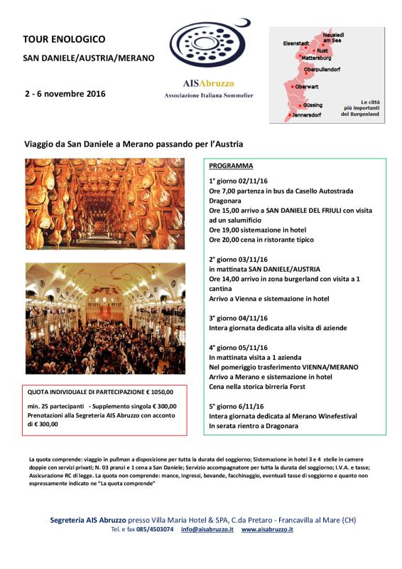 wine tour Merano-Austria2016