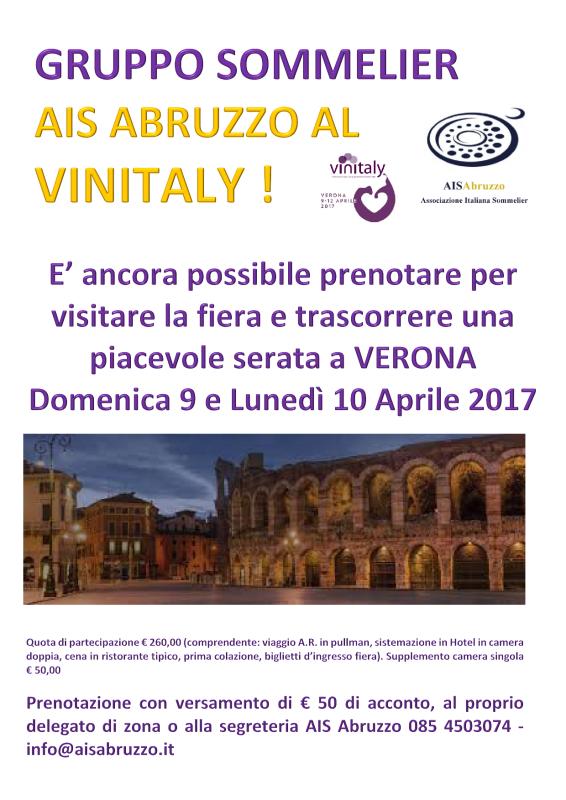 locandina tour vinitaly 2017 TER