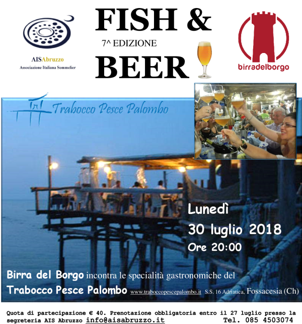 locandina Fish&Beer2018sito
